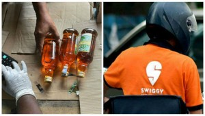 No Queue Swiggy Launches Alcohol Home Delivery