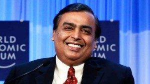 Mukesh Ambani The Fifth Richest Man In The World Reliance Shares Hit An All Time High