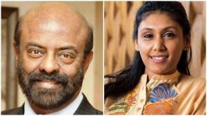 Shiv Nadar Stand Down Hcl Tech Will Lead By Indias Wealthiest Woman Entrepreneur Roshni Nadar
