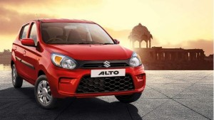 Maruti Alto Becomes The Only Car Crossed 40 Lakh Sales Yet Another Milestone