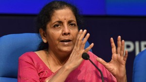 Finance Ministry In Talks With Rbi To Extend Moratorium Period Says Fm Nirmala Sitharaman