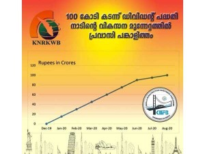 Kerala Government S Pravasi Dividend Scheme Investment Crossed 100 Crore Rupees