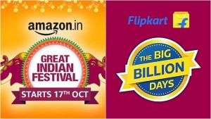 Festive Season Sale 2020 Amazon Is Way Ahead Than Flipkart Reports