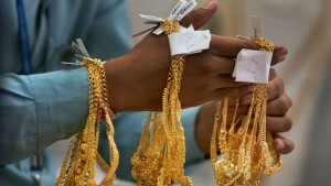 Gold Rates Continue At The Highest Price In October Rs 37 800 For 1 Pavan