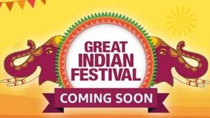 Amazon Great Indian Festival Kicks Off On October
