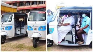 Government To Launch E Scoot And E Goods Auto