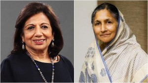 Forbes India Rich List 2020 Who Are The Richest Women In India Kiran Mazumdar Shaw Savitri Jindal